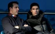 'Arsenal đã bỏ qua người số 1, để chọn người số 2 như Arteta'
