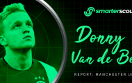 Van de Beek đến Man Utd? Tiền vệ Ajax phù hợp với đội hình của Solskjaer như thế nào?