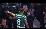 Chưa thể đến Man Utd, Fernandes gây hấn từ CĐV, cảnh sát cho đến người quay phim