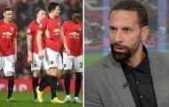 Ferdinand: '2 cậu ấy quá thiếu khao khát'