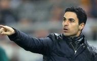 Arteta: 'Arsenal sẽ xây dựng lối chơi quanh chàng trai đó'