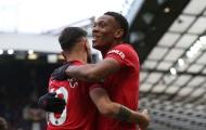Hàng công tương lai của Man Utd hứa hẹn biết bao nhiêu