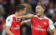 """Lucas Perez đã không còn """"buồn"""" ở Arsenal"""