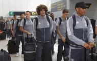 Dàn sao Man United có mặt đông đủ trong chuyến bay đến Mỹ