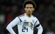 Bất ngờ với lý do thật sự khiến Leroy Sane rời tuyển Đức