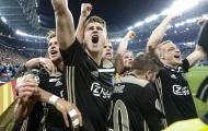 Cả giải Hà Lan đổi lịch thi đấu để phục vụ Ajax đá C1