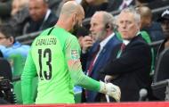 Caballero nói gì khi được thay Kepa bắt chính trận gặp Leicester?