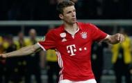 Man Utd định chơi sốc với Thomas Muller