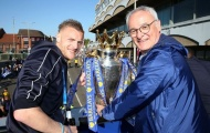 Ranieri lấy Vardy làm gương cho Kante