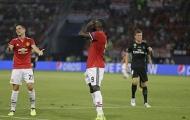 Dư âm Real 2-1 Man Utd: Lukaku chỉ dành cho Premier League