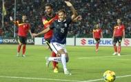 """Campuchia nhận là """"đội lót đường"""" khi cùng bảng Việt Nam"""