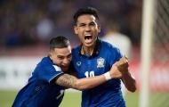 Teerasil Dangda ghi hattrick, Thái Lan chưa hết sốc với Indonesia