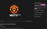 Trang chủ Man Utd 'ngó lơ' trận chung kết Champions League