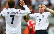 Beckham: 'Giải Mỹ là sự lựa chọn phù hợp với Rooney'