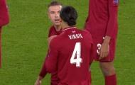 Fan Liverpool nổi đóa vì Henderson dám tức giận với Van Dijk