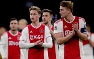 Chặng đường của Ajax tại C1 như một câu chuyện cổ tích với kết thúc không có hậu