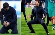 'Nếu Spurs vô địch Champions League, tôi sẽ khóc nguyên tuần'
