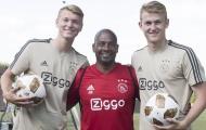 Sao mai hy vọng có thể thế chỗ De Ligt ở Ajax