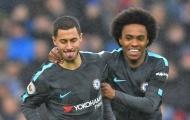 'Tôi luôn quyết định nửa trận đấu của Chelsea, Hazard lo phần còn lại'