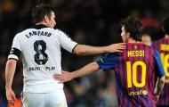 'Messi, Xavi và Iniesta là 3 cầu thủ khó tin nhất tôi từng đối mặt'
