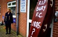CLB 134 tuổi bị trục xuất khỏi hệ thống giải bóng đá chuyên nghiệp Anh