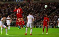 Video: Bản sao của Van Dijk ghi bàn ấn tượng ngay trận đầu đá chính cho Liverpool