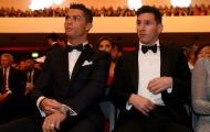 'Ngăn cản Messi khó hơn Ronaldo'