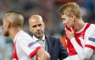 'Khi tôi huấn luyện Ajax De Ligt mới 17 tuổi nhưng đã chơi rất tuyệt'