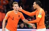 'Van Dijk và De Ligt cũng có thể mắc lỗi như bao người khác'