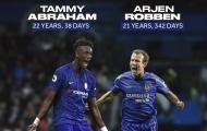 Liên tục tỏa sáng, sao trẻ Chelsea ghi bàn chỉ kém 1 cái tên