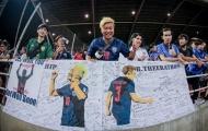 Chàng trai Nhật Bản trở thành fan cuồng của tuyển Thái Lan