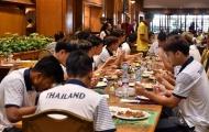 LĐBĐ Thái Lan chê khẩu phần ăn của cầu thủ tại SEA Games