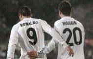 Higuain: Từ nỗ lực chạy trốn Ronaldo đến chấp nhận số phận