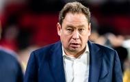 Đội bóng của Văn Hậu khiến cựu HLV tuyển Nga mất việc