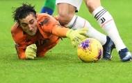 'Tôi phải nhắn cho mẹ ngay sau khi được đối đầu Buffon'