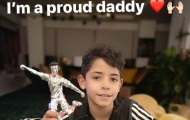 Ronaldo 'con' tiếp tục để lại dấu ấn lớn với đội trẻ Juventus