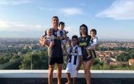 Hàng xóm ở Turin nhận xét như thế nào về Cristiano Ronaldo?