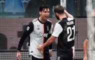 'Tam tấu của Juventus thực sự đẳng cấp!'