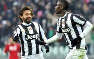 'Hàng tiền vệ này không mạnh bằng lúc còn tôi, Pirlo, Paul Pogba'
