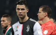 Ronaldo thua trận chung kết đầu tiên kể từ năm 2013