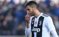 Phản ứng trọng tài, sao Juventus bị cấm liền 3 trận
