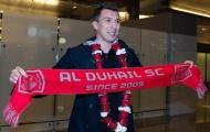 Cựu sao Juve nói về CLB mới: 'Đây là một trong những đội bóng lớn nhất châu Á'