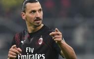 Zlatan nói gì khi HLV hỏi có cần rời sân nghỉ ngơi không?
