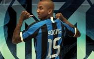 Ashley Young: 'Đó là lý do tôi quyết định đến Inter Milan'