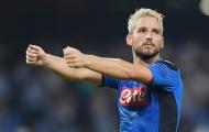 Sắp hết hạn hợp đồng giữa lúc Napoli chơi bết bát, Mertens vẫn mong được ở lại