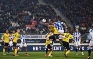 Làm được điều này sau gần 10 năm, Heerenveen vẫn hòa đội gần bét bảng
