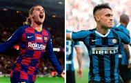 CHOÁNG! Inter được gợi ý đòi Barca mang Griezmann ra đổi sao 22 tuổi