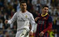 Ronaldo: 'Derby Italy cũng hấp dẫn như El Clasico'