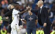 Vinicius tỏa sáng, Zidane gửi lời dặn dò cho cả sự nghiệp