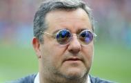 Mino Raiola đòi phá thế độc tôn của FIFA